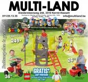 Multi-Land