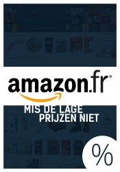Folder Amazon.fr Schaarbeek